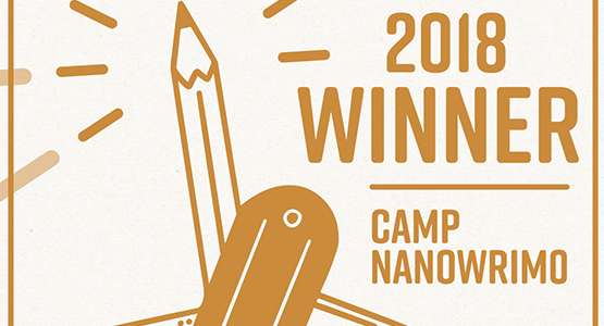 April's Camp NaNoWriMo Complete