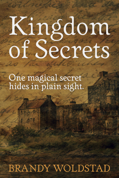 Kingdom of Secrets cover